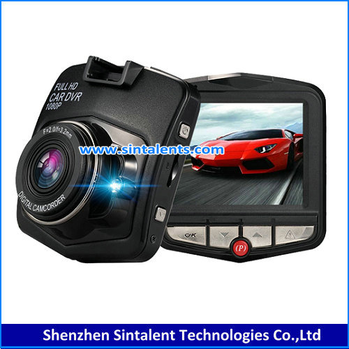 Dash board dvr camera,1080p car camera dvr video recorder with G-sensor