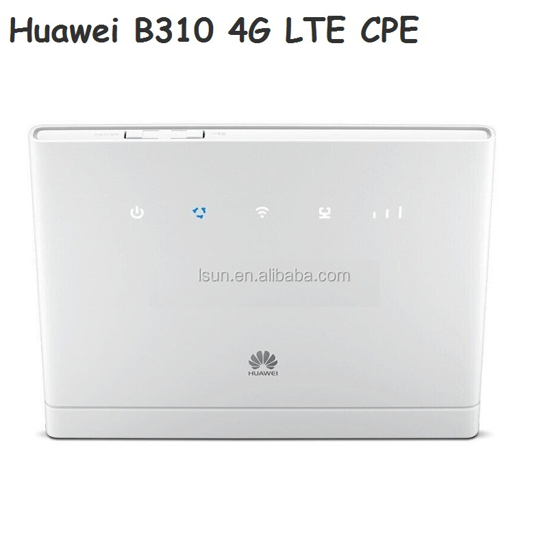 Huawei B310 , B310s-927 4g lte cpe wireless router gateway home router with  lan port, View huawei wireless 4g router, HW Product Details from