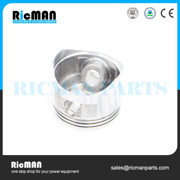 Small Engine spare Parts 68mm GX160 engine Piston