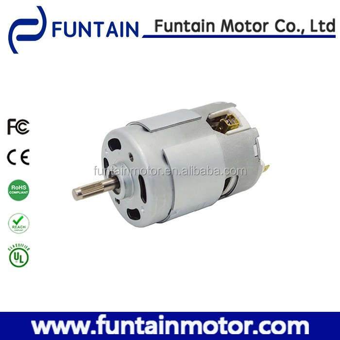 220 Volt Dc Motor For Power Tools,Funtain Motor Rs-7512 - Buy 220 ...