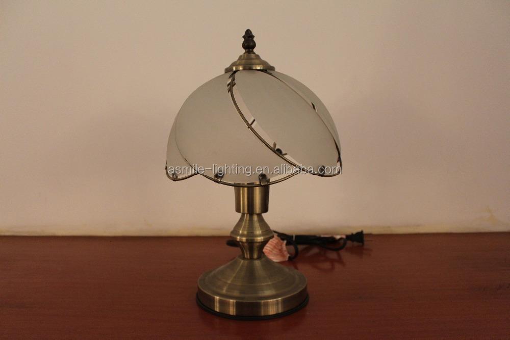 Touch Sensor Switch Vintage Lamp Cheap Desk Light Metal Material ...
