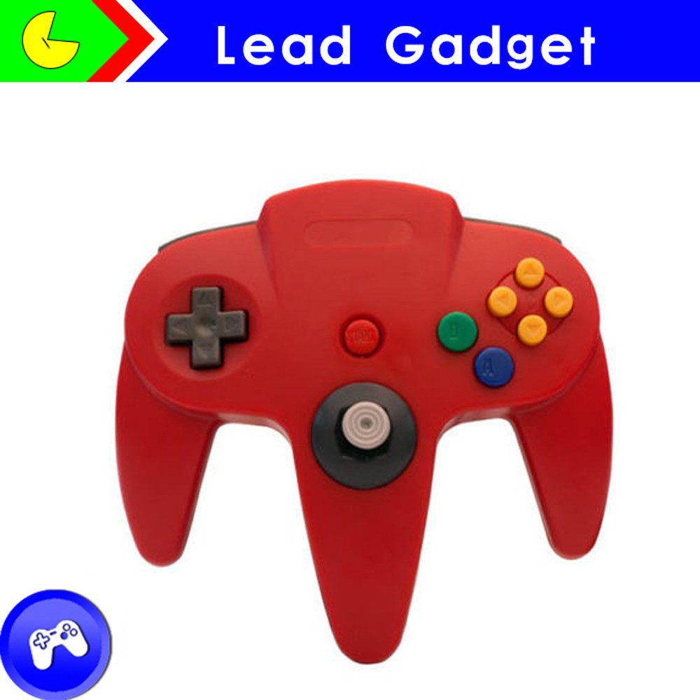 remote controllers for n64 usb Gamepad Joystick for N64 usb for retrolink n64 wired usb joystick for pc mac
