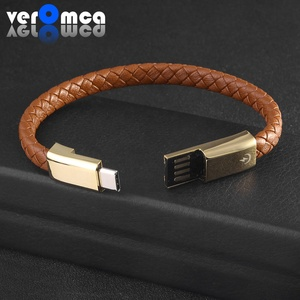 Charger Bracelet Fast Braided Charging Cable Bracelet Android Bracelet Usb Charger