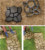 China Plastic molding Patio stamping Paver DIY Garden Tools-paver mold for garden path