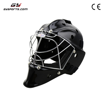 Goalie Mask Field Hockey Goalie Helmet Floorball Helmet For Goal Keeper Buy Floorball Helmet For Goal Keeper Passive Protective Abs Floorball Custom