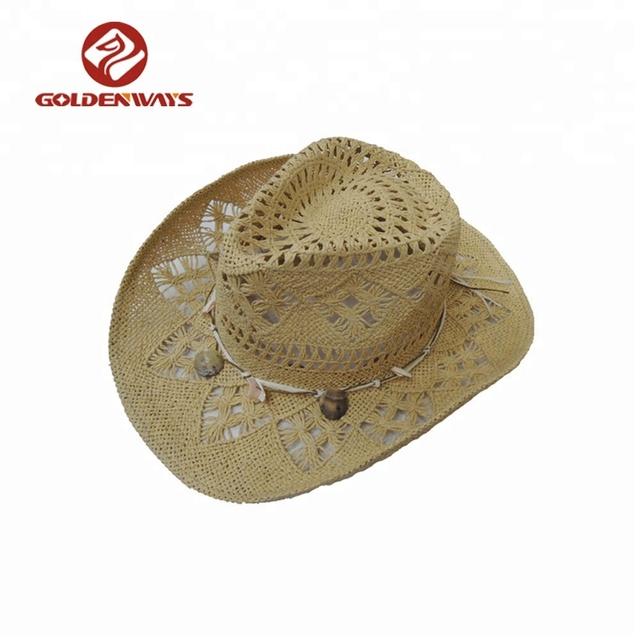 Promoción crochet sombrero de vaquero, Compras online de crochet ...