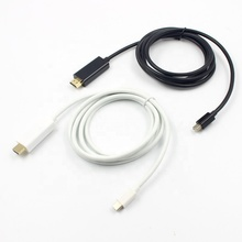 6ft 1.8 m 1080 P 4 K * 2 K Thunderbolt a HDMI Mini Displayport al Cavo di HDMI per MacBook aria