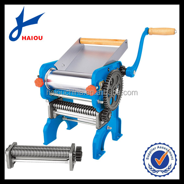 150-2DD blue seagull macaroni pasta maker to make fresh pasta at home