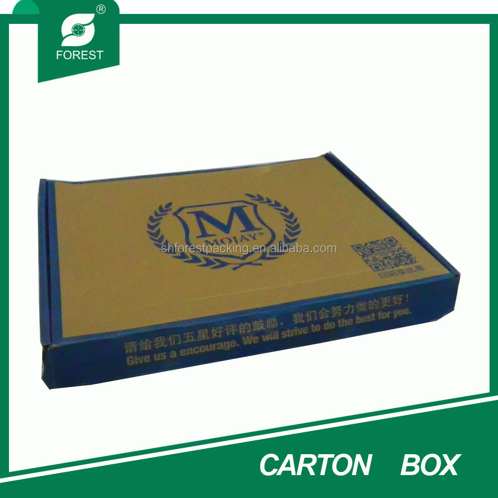 FLEX O PRINTING CORRUGATED ARCHIVE STORAGE BOX