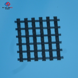 Polyester Geogrid Biaxial Asphalt Coated Polyester Geogrid