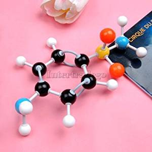 Sangdo Organic Chemistry Atom Molecular Models for Scientific Teaching Aid Tools