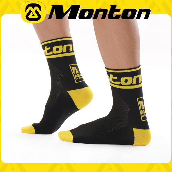 China supplier custom cycling jersey/cycling socks knitted
