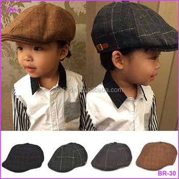 b4e0f9c9 Beret Baby Boy Hats Striped Beret Cap - Buy Beret Product on Alibaba.com