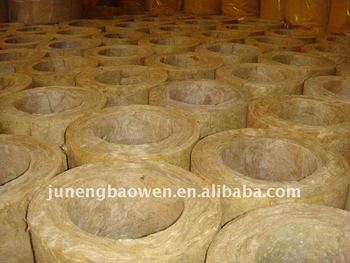 Rockwool pipe insulation mineral wool pipe insulation for Rockwool pipe insulation prices