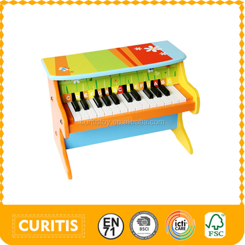 www,private,com diy toy keyboard stand the musical instruments colourful printing wooden toy 25 keys keyboard piano brands