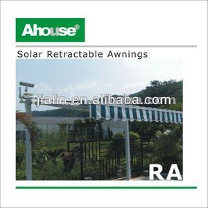 Ahouse Retractable awning parts,gazebo patio awning,aluminium alloy awning parts