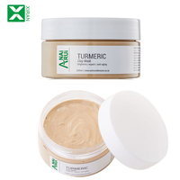 Private Label OEM Chinese Supplier Skin Care Products Clay Mask Exfoliating Facial Mud Mask
