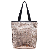 Nieuwe stijl tassen handtas China direct koop gratis monsters sequin handtas lady mooie canvas tas