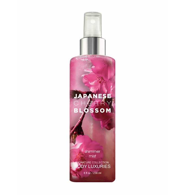 Top sale newest design 236ml shinning shimmer mist for hair and body