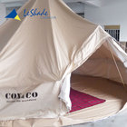 Custom Family Large Camping Tent Large Space Comfortable Cheap Custom Family Camping Printed Canopy Bell Tent