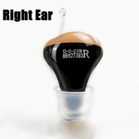 High Quality Invisible 6 Channels Stable Voice Internal Hearing Aid Cheap Amplifier Mini Ear