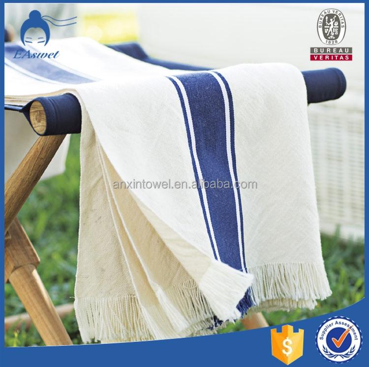 China Supplier Hammam Turkish Beach Towel Wholesale