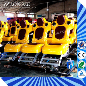 Theme Park Children Game Attractive Classic Adult games 5D 7D Cinema
