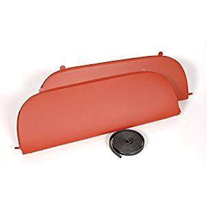 Eckler's Premier Quality Products 80251917 Chevy Fender Skirts