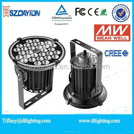 SZDAYTON Hot Selling High Power Waterproof Ip65 CE RoHS 10-500W Outdoor LED Flood Light 500W led floodlight