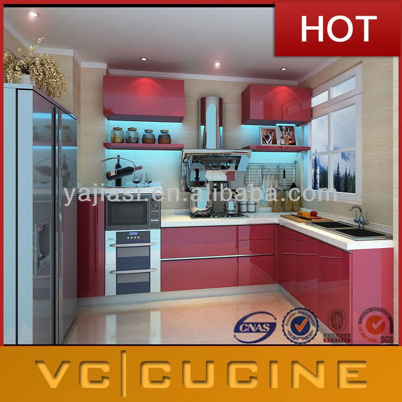Free Cad Design Kitchen Cabinet Malaysia: Gratis CAD 3D Max Keukenkast Eenvoudige Ontwerp-keuken
