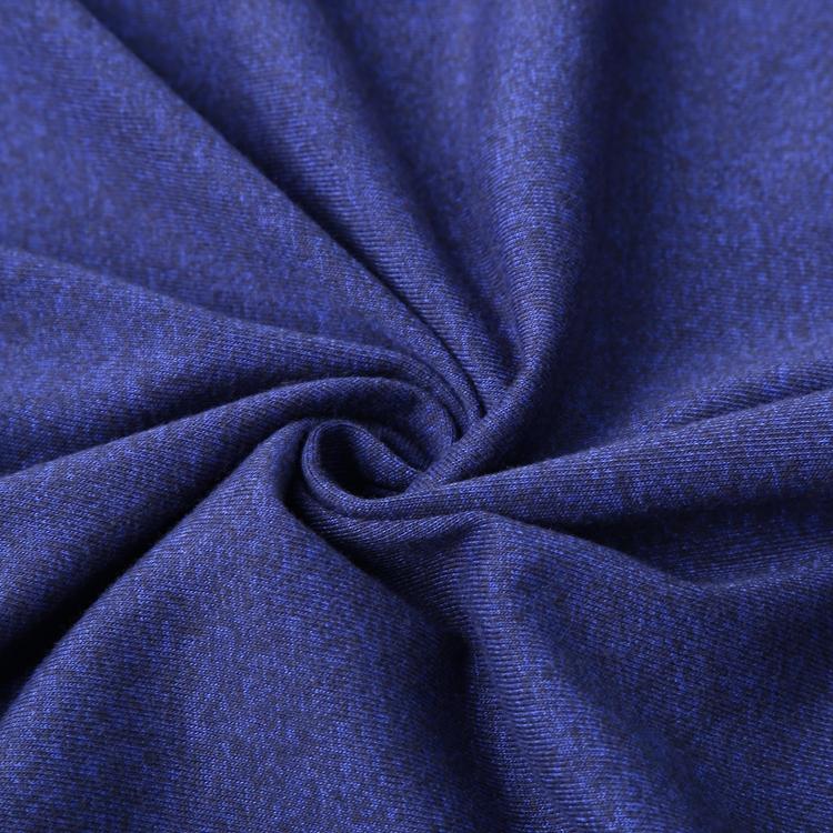 53073b6509f garment fabric wholesale 100 cotton single jersey fabric for sportswear