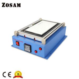 vacuum pump touch screen separator fix broken lcd repair machine laptop repair machine