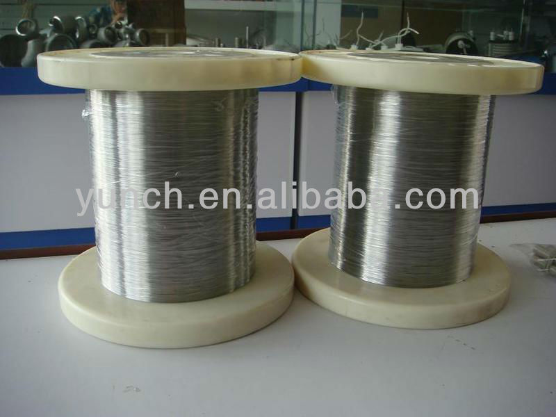 Gr7 Titanium alloy shape memory &superconducting surgical wire