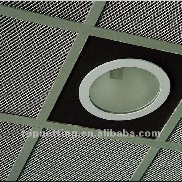 Expanded Metal Mesh For Ceiling Tiles