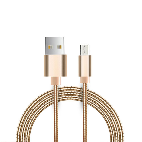 High End Alumínio Metálico 5 V/2A Usb Cabo do Carregador para o iphone 6 Plus 7