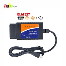 ELM327 USB Diagnostic Scanner 2016 High Quality 3 Years Warranty OBD/OBDII Scanner ELM 327 Car Diagnostic Scanner