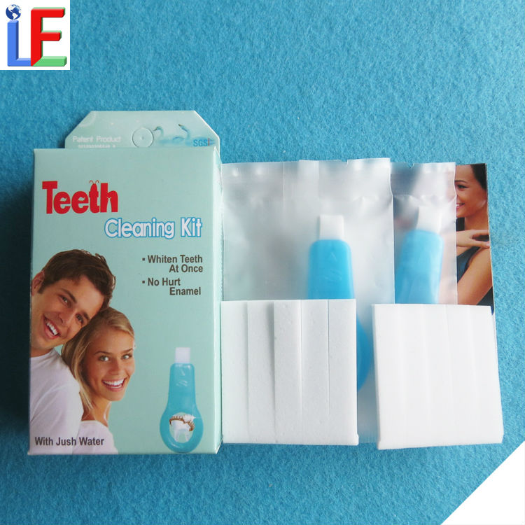 Dental Teeth Cleaning Tools and Equipments -Magic Teeth Whitening and Cleaning Kit,No Chemicals