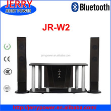 2017 trending products Bluetooth subwoofer speaker with TV table