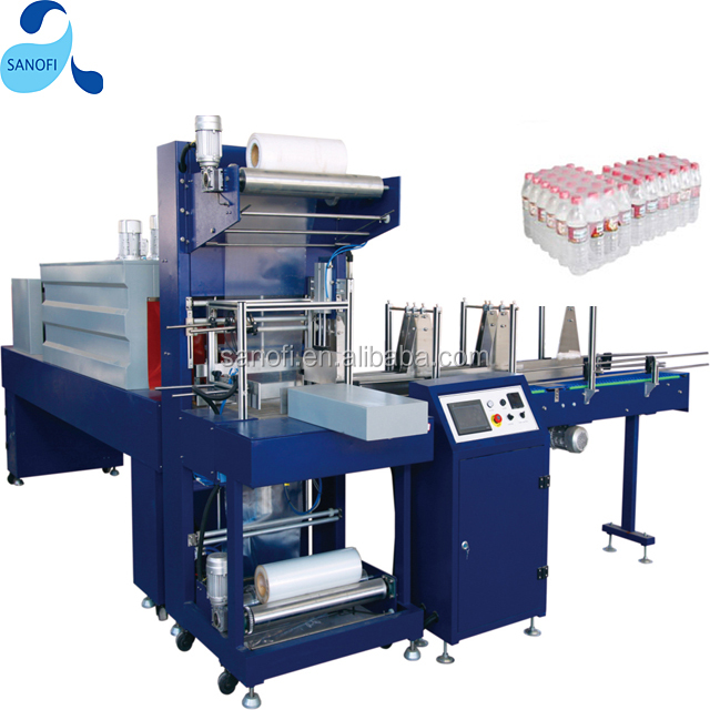 High Speed automatic Neck Bander and Full Body Sleeve Applicator