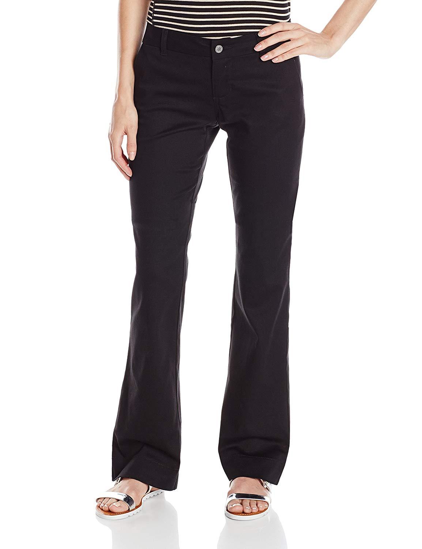 740ad33afb4ca Get Quotations · Dickies Girls Juniors  Bull Pant 2 Back Pocket Pant-School  Uniform