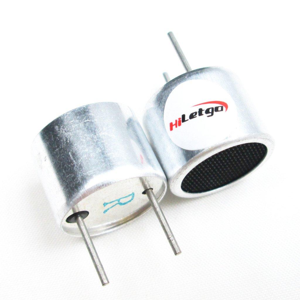 Cheap Ultrasonic Receiver Circuit Find Transmitter Circuits Free Electronic Get Quotations Hiletgo One Pair 16mm Sensor Probe Split Transceiver