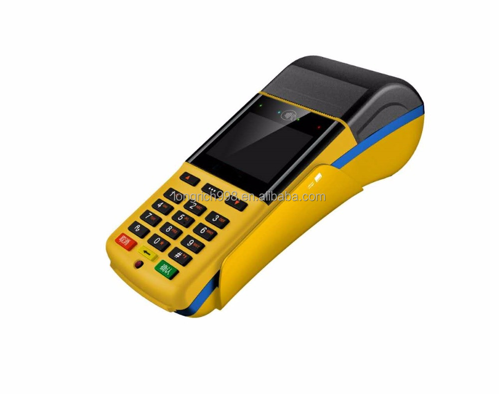 pos machine india with printer