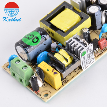 KAIHUI 220v single power 15w 5v dc power supply/ pcb