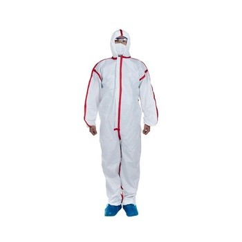 Safety Coverall With Reflective Stripe Cheap Price Protective Clothing