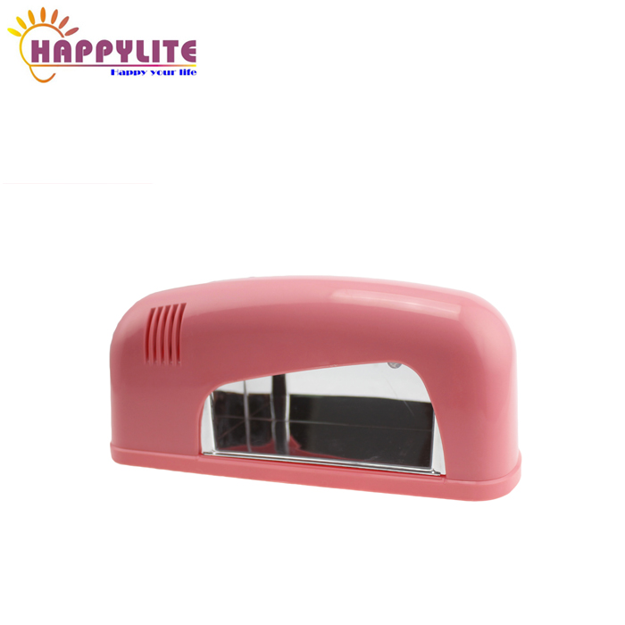 handy cure 6w uv lamp gel polish nail lamp led nail lamp