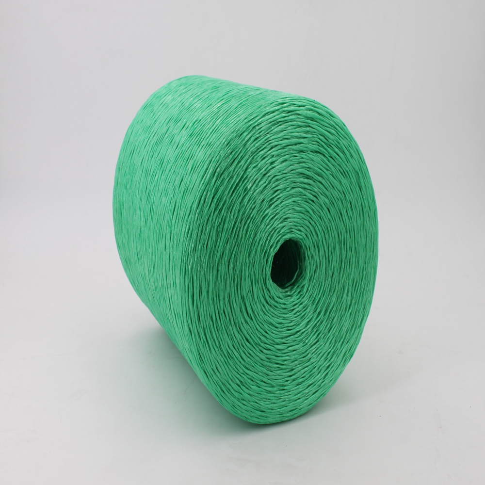 twisted hay baler twine