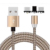 Populaire producten 2019 best selling 3 in 1 usb micro type C snelle kabel 3.0 magnetische oplaadkabel usb android datakabel
