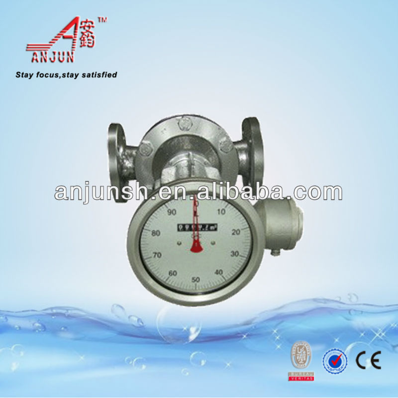Manufacturer of LC Seres Oval Gear Flow Meter