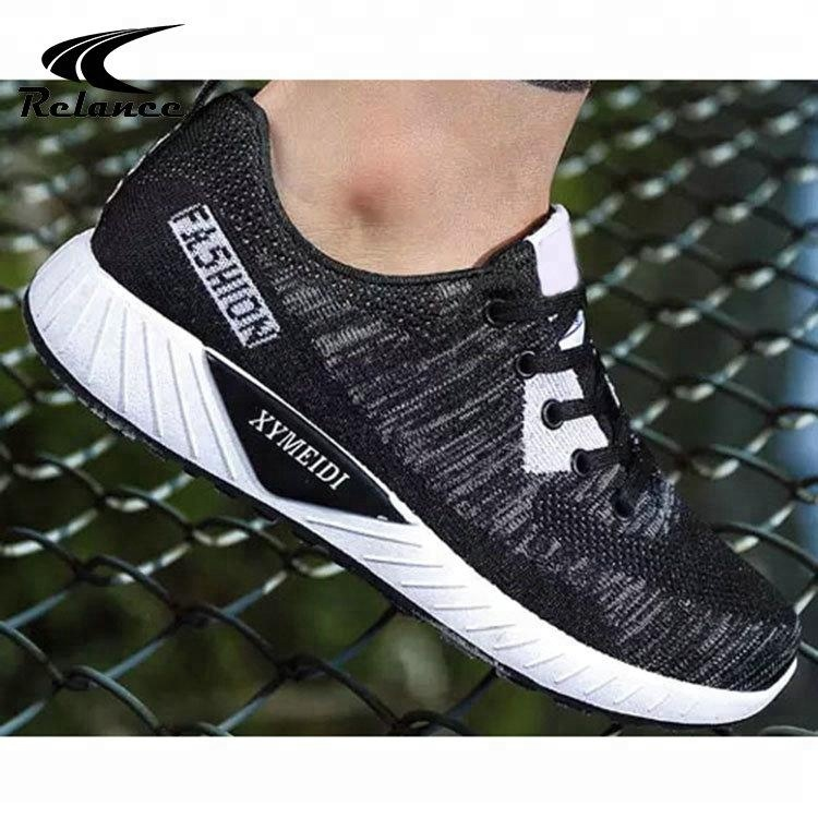 New Sport Style China Made Upper Shoes Running Men Knitting in qBwgYpYE