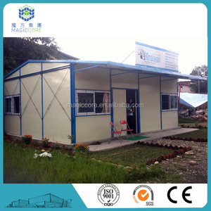 Short time lease land and farms cheap prefabricated houses in Kenya